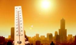 Hittegolf en ozonpieken