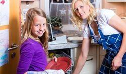 Helpen in het huishouden