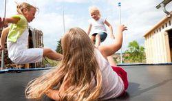 Samen buitenspelen helpt om meer te bewegen
