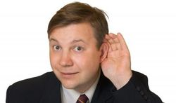 Doe eens de gehoor-test