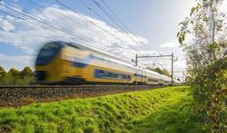 Hinder door trillingen van treinen