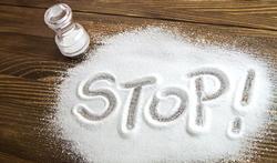 Minder zout, maar evenveel verzadigd vet in voeding