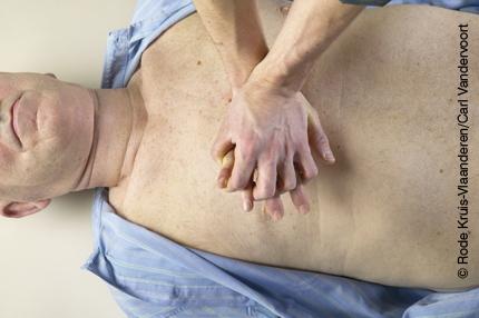 verdikking op borstbeen