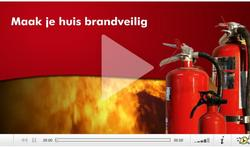 Video : Maak je huis brandveilig