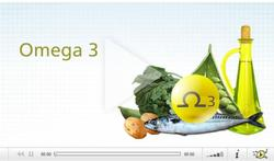 Video : Wat zijn omega 3-vetzuren?